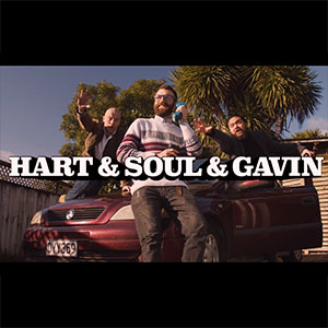 Hart and Soul and Gavin